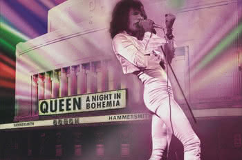 Queen: A Night in Bohemia w Multikinie