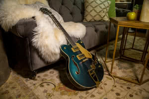 G5422TG Limited Edition Electromatic Double-Cut w wersji Cadillac Green Metallic
