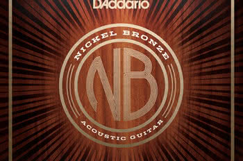 D'Addario Nickel Bronze Acoustic