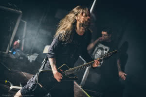 Ibanez Metal Tag Team Clinic Tour 2019