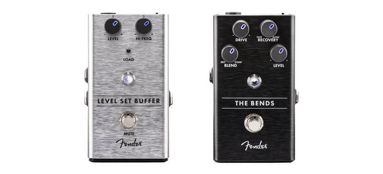 FENDER - Level Set Buffer, The Bends